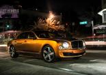 Bentley at 2015 NAIAS