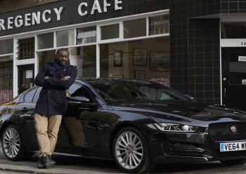 Jaguar XE Idris Elba