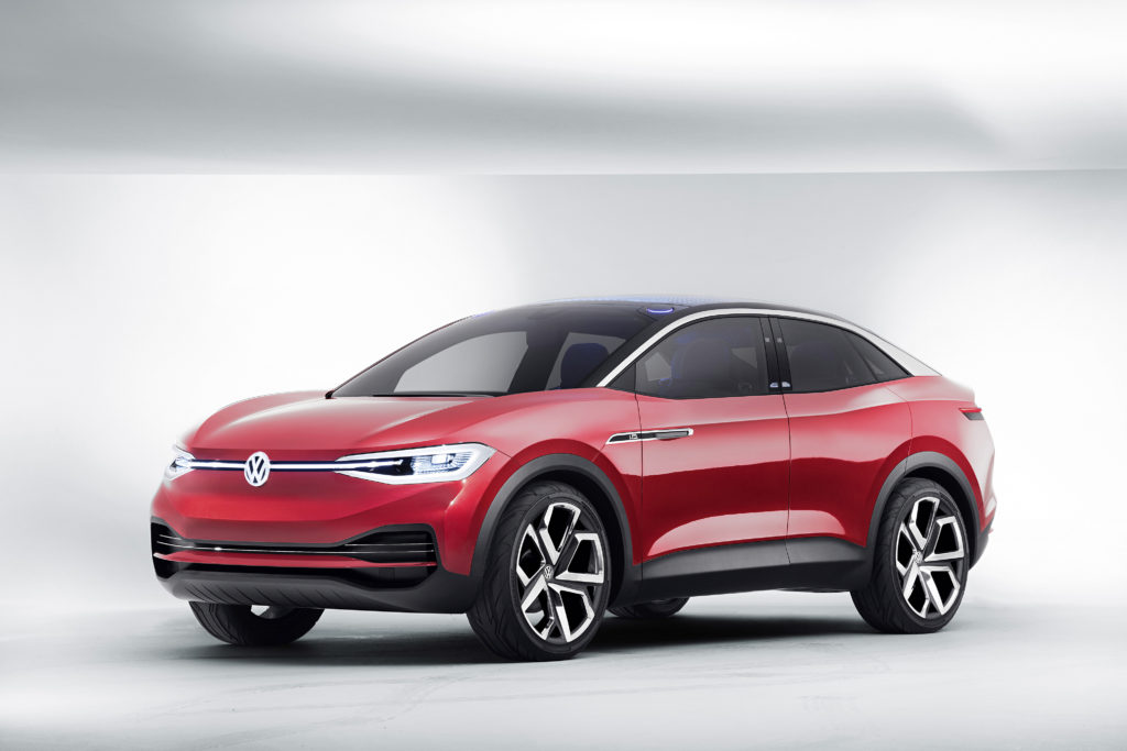 The All Electric Compact Suv Is Expected To Precede Revival Of Iconic Volkswagen Bus In 2022 With A Vehicle Based On I D Buzz Concept